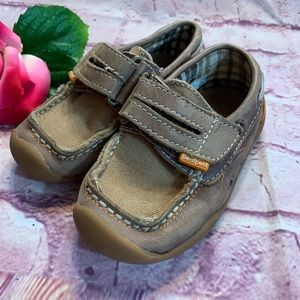 Pediped Toddler Boys Size 23 US 6.5-7 Loafers